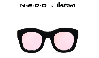 N.E.R.D and illesteva collaborate on eyewear collection