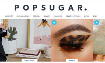 Sophia Panych joins PopSugar UK