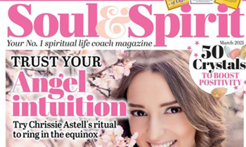 Soul & Spirit magazine appoints content writer
