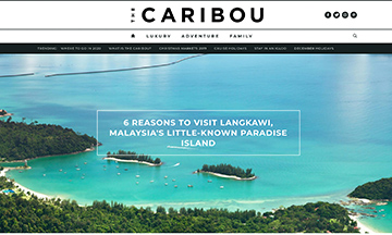 TI Media unveils travel destination The Caribou