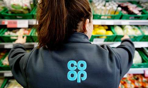 The Co-op appoints Halpern
