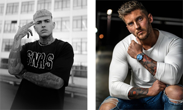 TOTO PR announces new male influencer signings