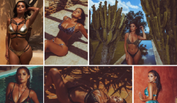 Wolf & Whistle launches curve range and unveils Demi Rose Mawby collaboration